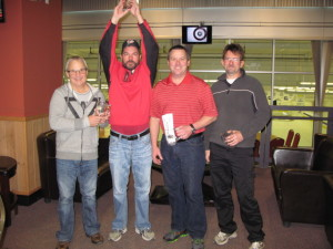 2015 Grey Cup Bonspiel C Winners