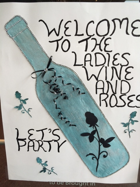 2016 LADIES WINE AND ROSES BONSPIEL…..A GREAT SUCCESS!