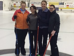2017 Ladies B Winners