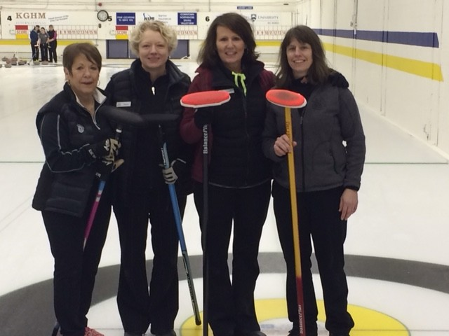 LADIES WINE & ROSES BONSPIEL…..ANOTHER SUCCESS!