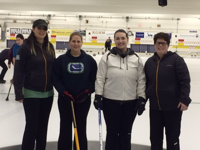 2016/2017 MICC LADIES LEAGUE CHAMPIONS - OLSEN RINK